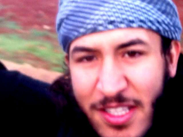Ibrahim al-Mazwagi grew up in a middle-class family in London. But the 21-year-old jihadi left behind his home comforts to fight and die in Syria, writes Inigo Gilmore.